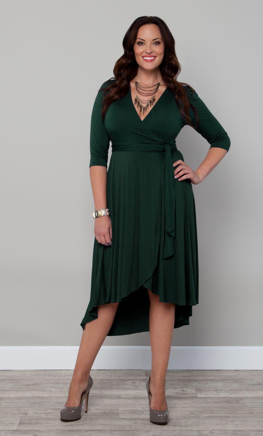 Winona Wrap Dress | Kleider, Tolle kleider, Kleider für ...