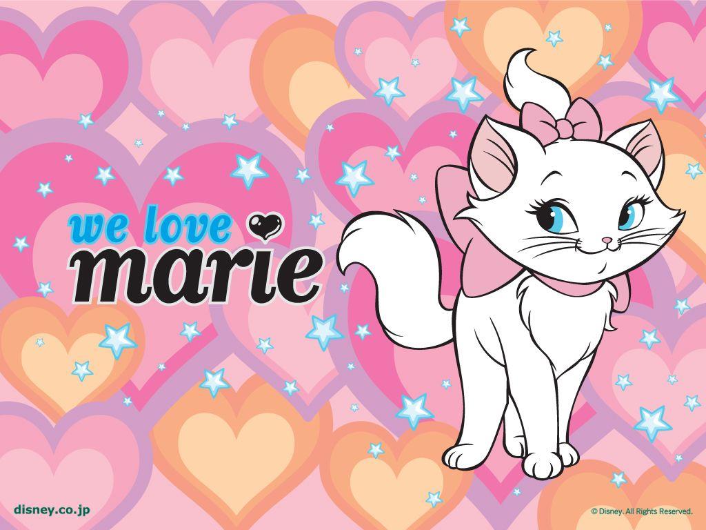marie wallpaper (disney) | プラバンアイデア | pinterest