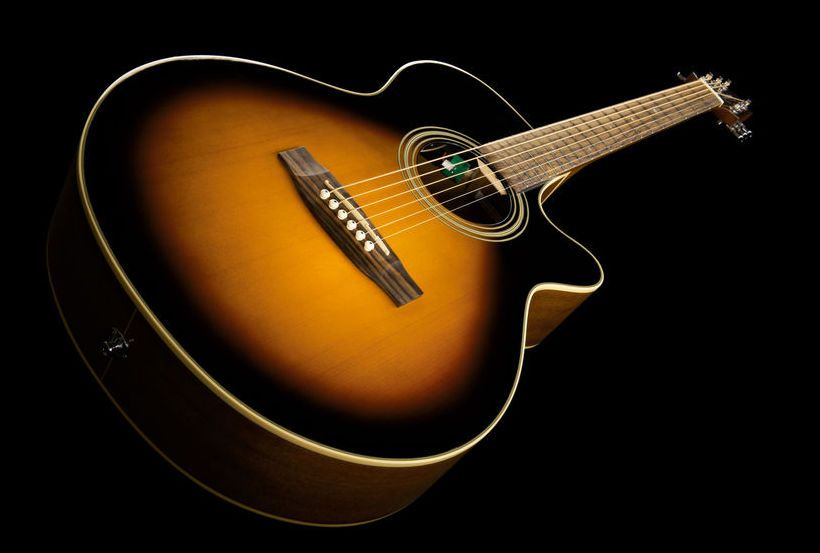 Just ordered one of these ... Takamine EG260C-BSB