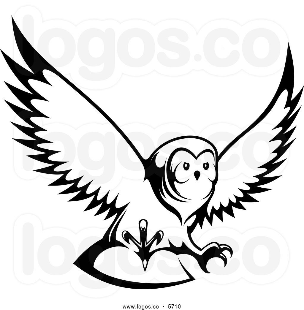 26++ Flying owl clipart black and white ideas in 2021