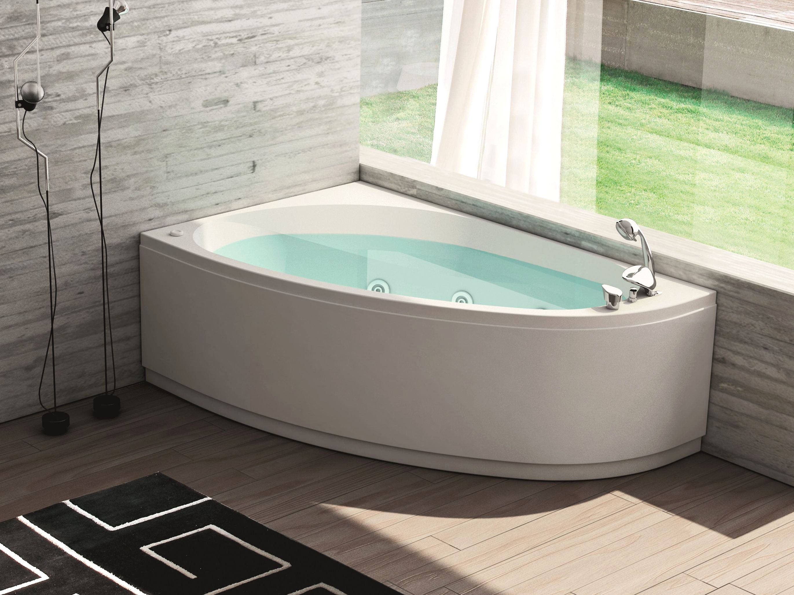 Awesome Salle De Bain Originale Et Pas Chere Corner Bathtub Whirlpool Bathtub Whirlpool Tub