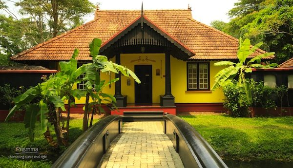 19 Lovely Pergola Without Roof Village House Design Kerala
