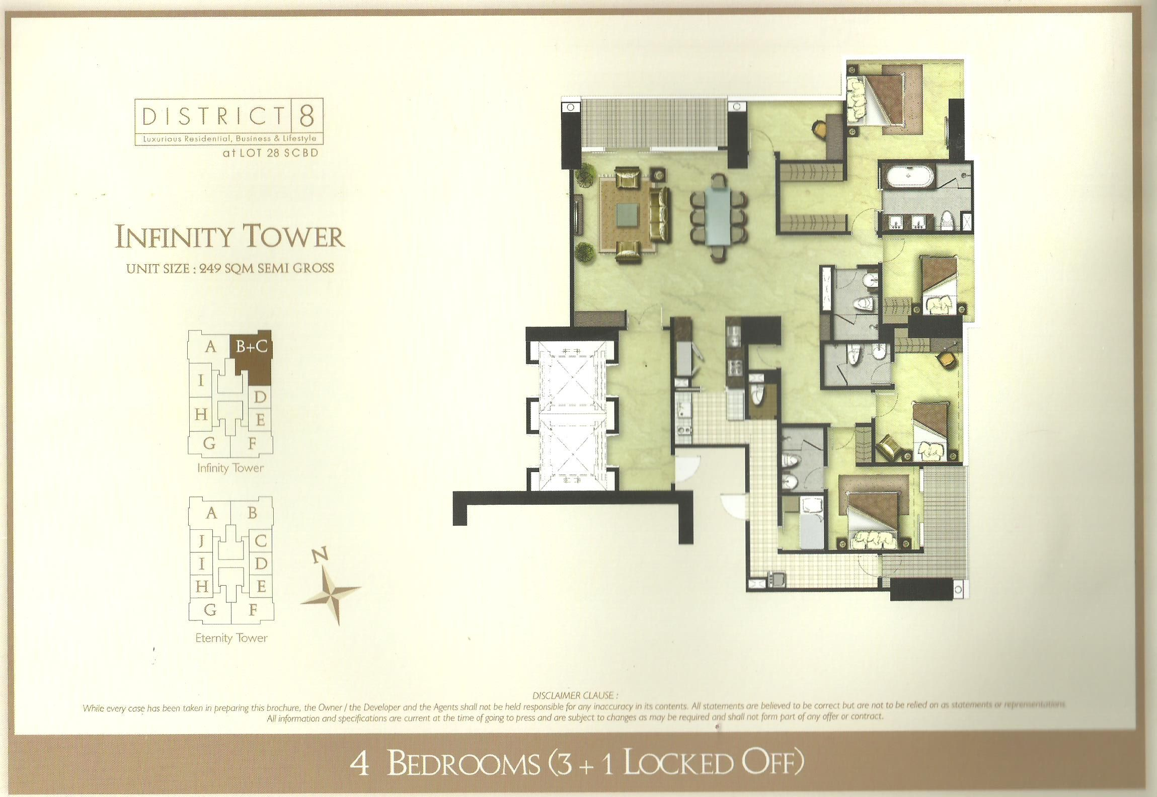 District 8 Luxurious Residential Business And Lifestyle At Lot 28 Scbd Jakarta Apartment Pent House Districts