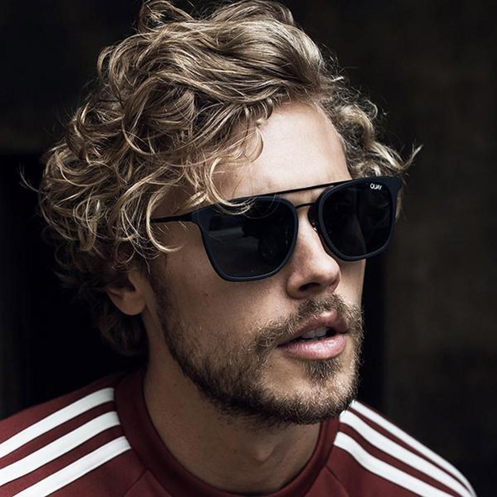 5803d702ee Quay Eyeware Australia. A new kind of master class. BYRON combines the  architecture of timeless menswear with the laid-back vibes of Australia s  famous Gold ...