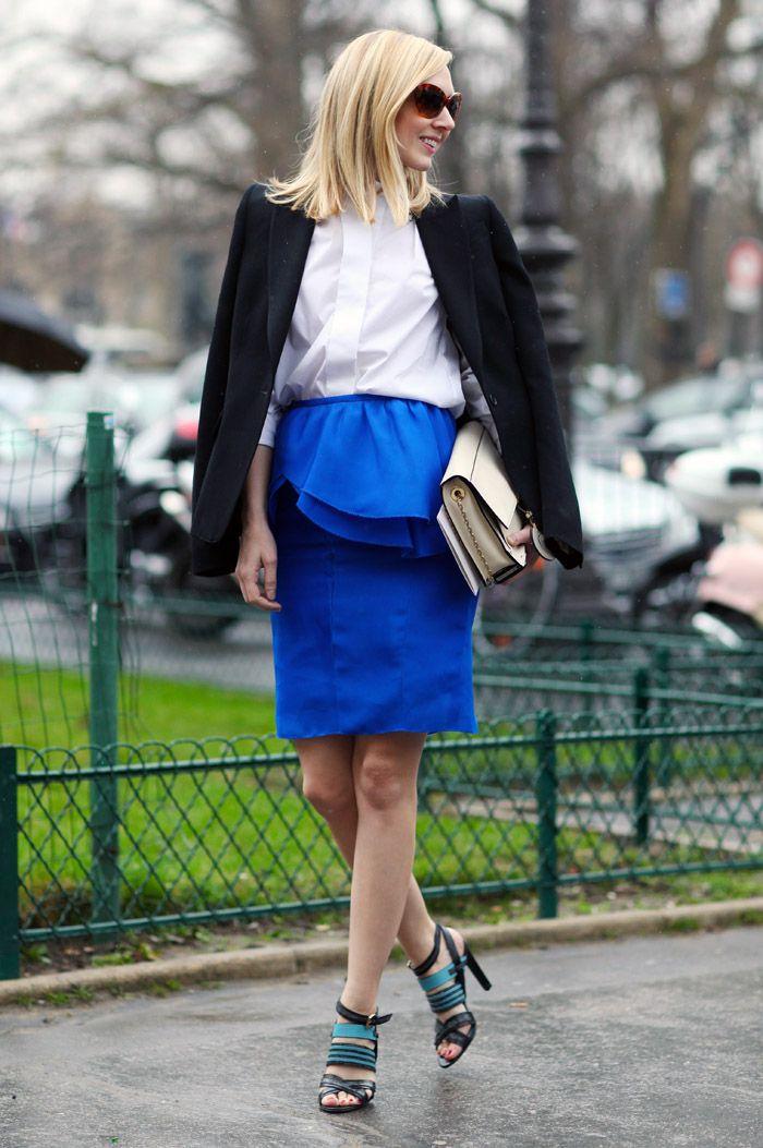 Jane Keltner de Valle at Chanel | Street Fashion | Street Peeper | Global Street Fashion and Street Style