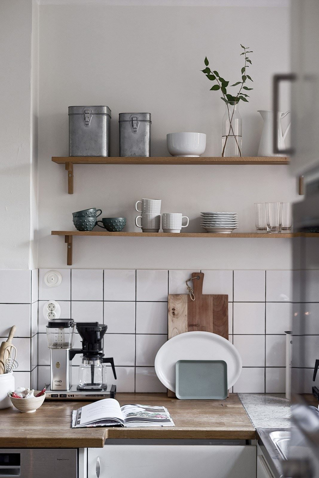 Küche Dekorieren Pinterest Geijersgatan 42 A - Bjurfors | Kitchen Decor Apartment, Home Decor Kitchen, Interior Design Kitchen