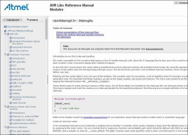 avr libc reference manual avr pinterest rh pinterest com avr libc reference manual toolchain overview C Standard Library Documentation