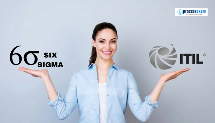What S The Difference Itil Certification V S Six Sigma Certification Process Exam Photoshop Training Sigma Corporate Training