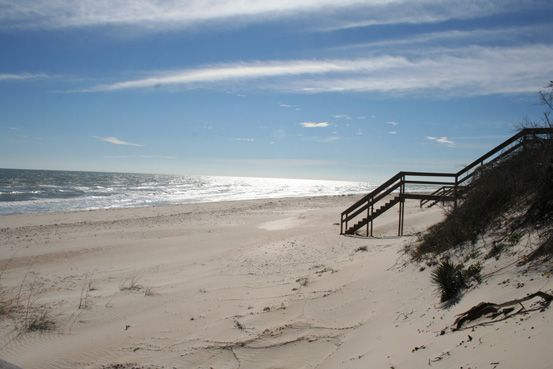 St George Island Florida Beach Quiet