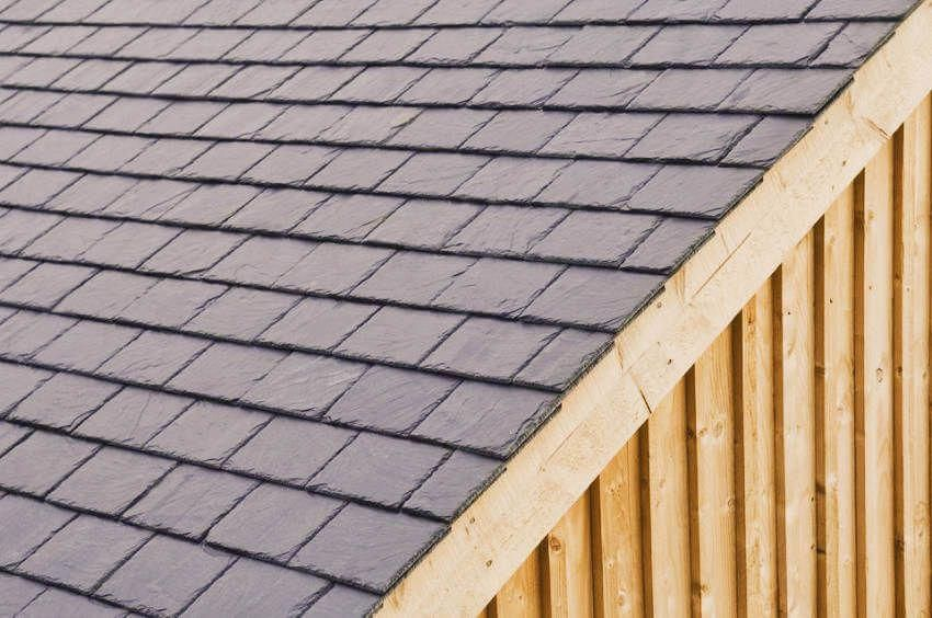 Roofing Type Slate Shedstorageideas Shed Roof Fibreglass Roof Roofing