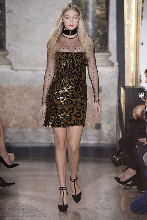 Emilio Pucci. See all the best looks from Milan fashion week fall 2015.