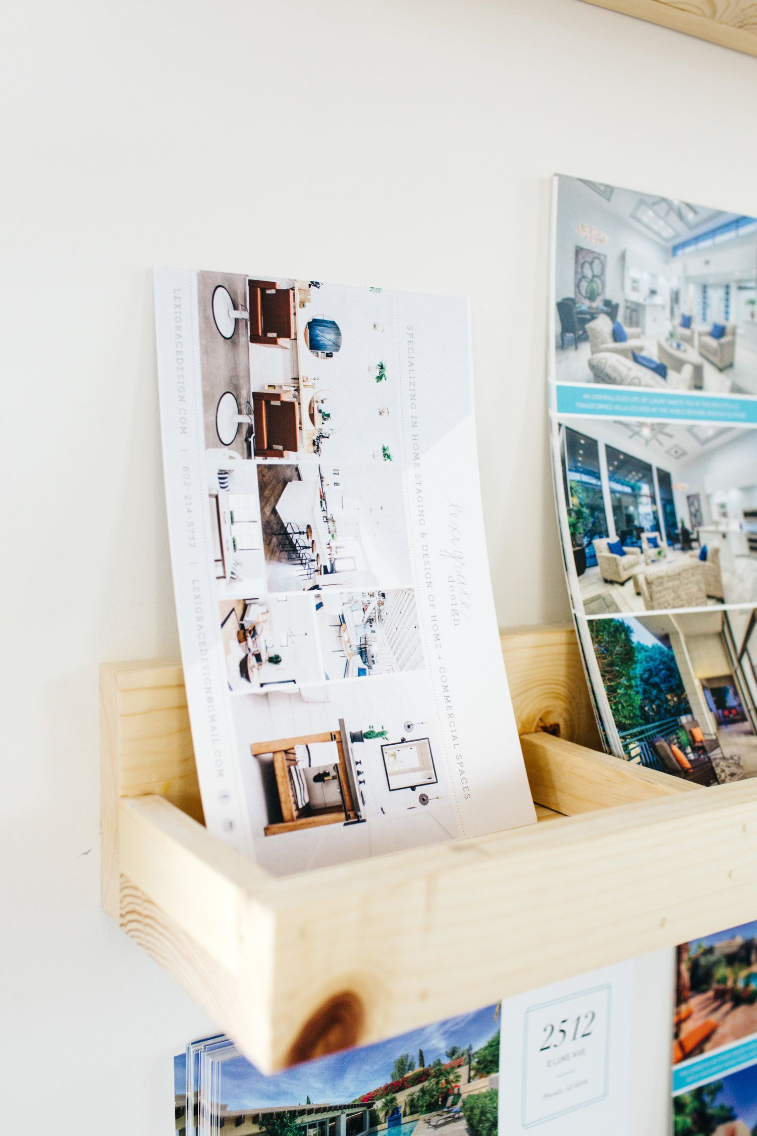 Inside The Brokery, A Local Real Estate Company, Designed by Lexi ...