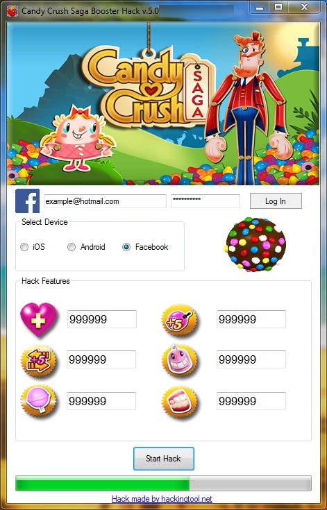 candy crush hack apk no root