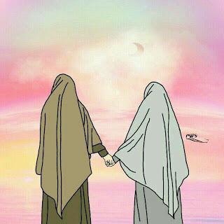kumpulan kartun sahabat in 2020 Anime muslim, Muslim