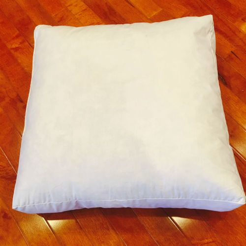"Outdoor Pillow Inserts 20"" X 49"" X 4"" Polyester Nonwoven Indooroutdoor Box Pillow Form"
