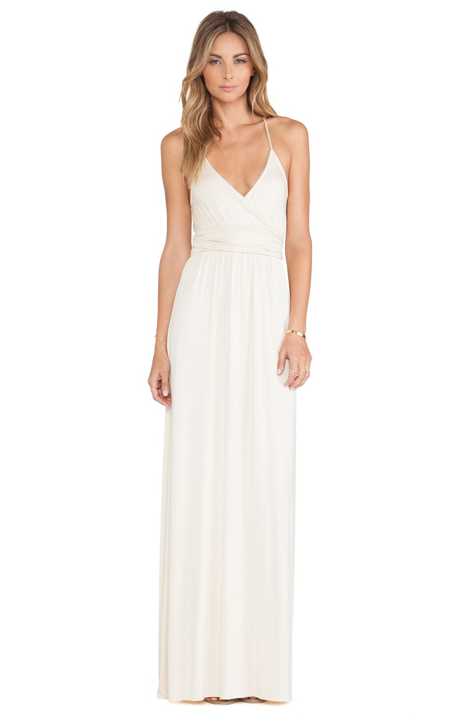 Rachel Pally Virginia Dress in Cream | REVOLVE