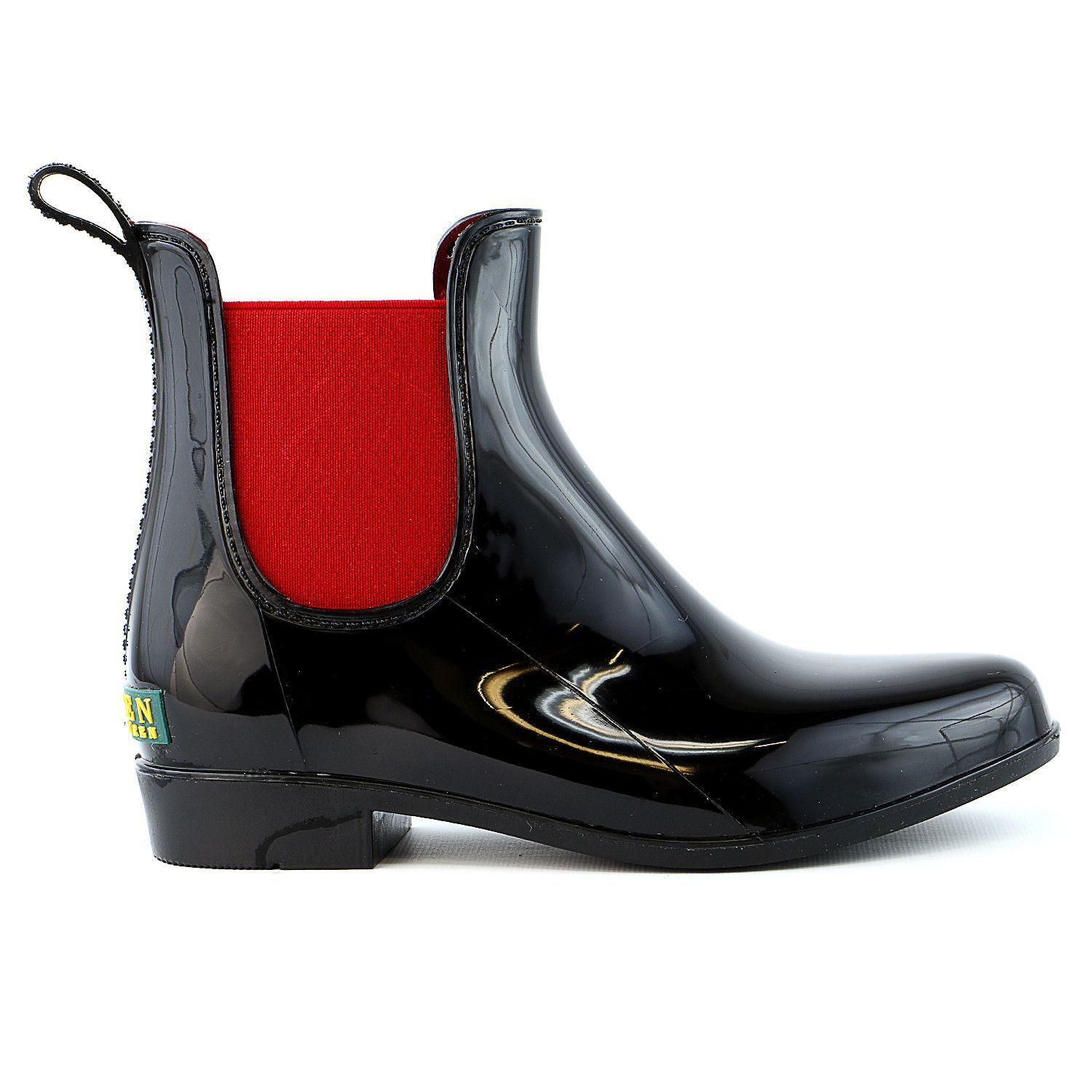 1d65e7c0ea Make a splash in your wardrobe this season with these rain boots from LAUREN  by Ralph Lauren!