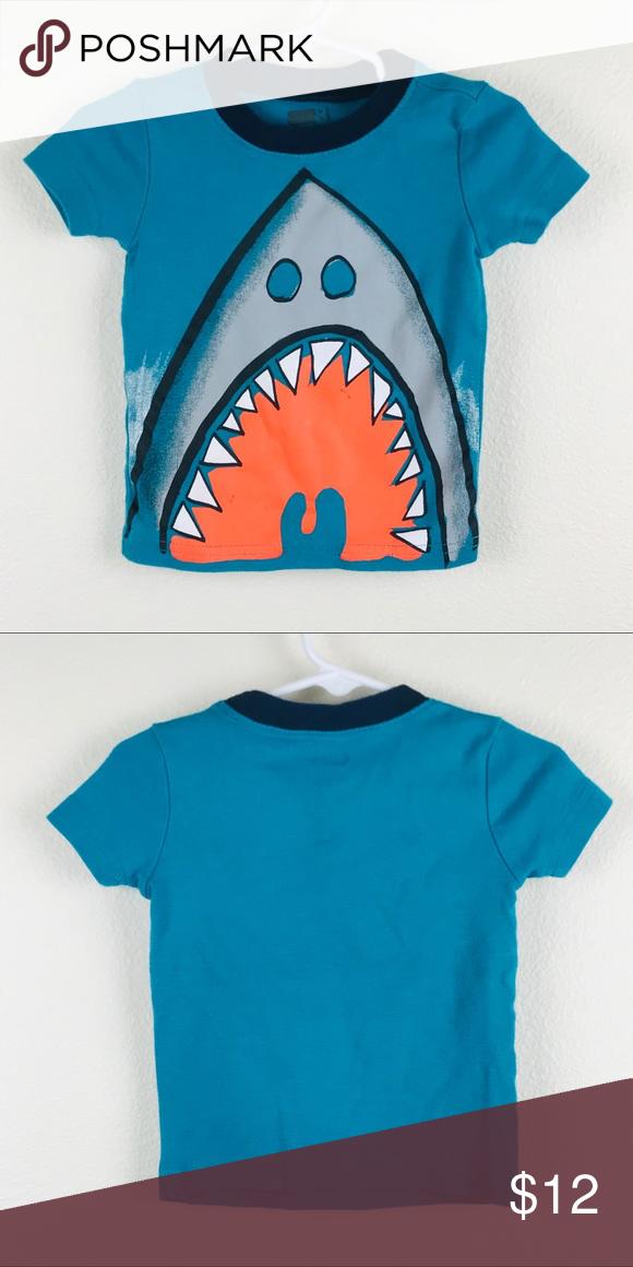 23b15a9c0 Crazy 8 baby shark T-shirt size 18-24 mo Crazy 8 boys blue baby shark T- shirt. Size 18-24 months Crazy 8 Shirts & Tops Tees - Short Sleeve