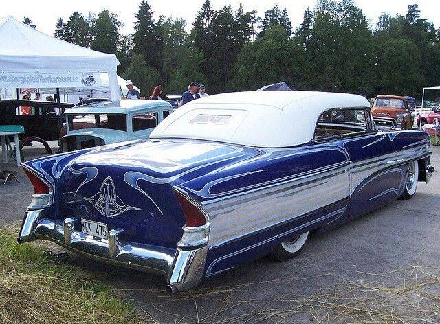 Custom 56 Packard