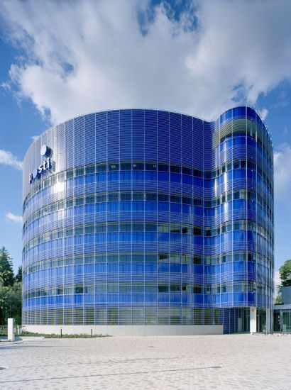 Office Building for Post Corporation in Finland, Helsinki, Finland - LAHDELMA & MAHLAMÄKI ARCHITECTS