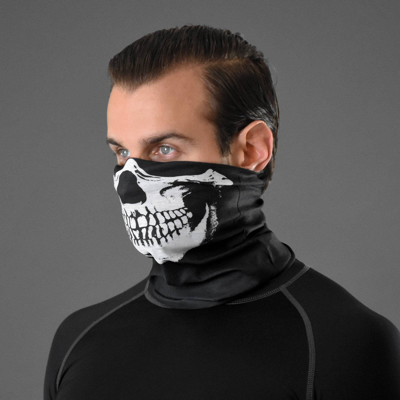 Details about  /Summer Neck Gaiters Head Face Tube Bandana Scarf Mouth Cover Balaclava Outdoor