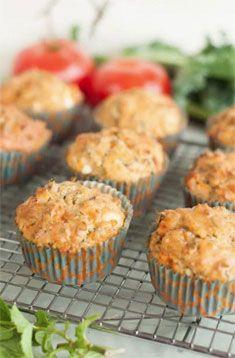 Sundried tomato, feta and basil muffins http://www.essentialkids.com.au/recipes/sundried-tomato-feta-and-basil-muffins-20160128-49nl1.html