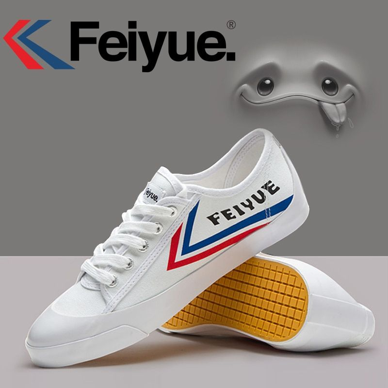 Original NEW Feiyue Classical Feiyue Shoes Kungfu Shoes Martial Shoes Soft  and comfortable Sneakers Men women d6002dedebe8