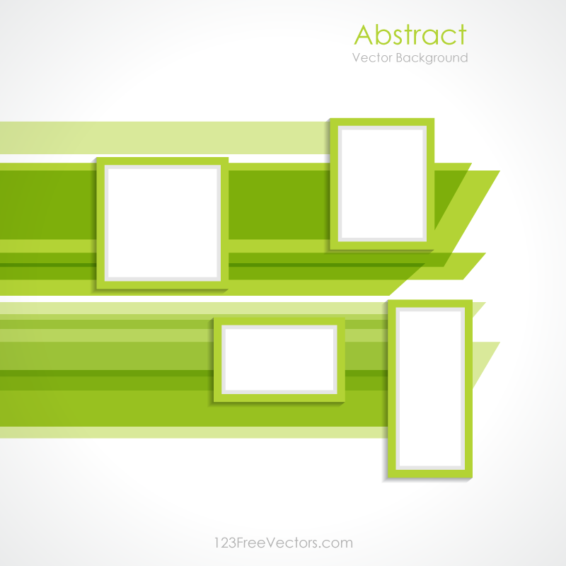 Abstract Green Rectangle Background Vector Design Free Vector Graphics Download Free Vector Clip Art Packs Vector Design Free Vector Graphics Vector Free
