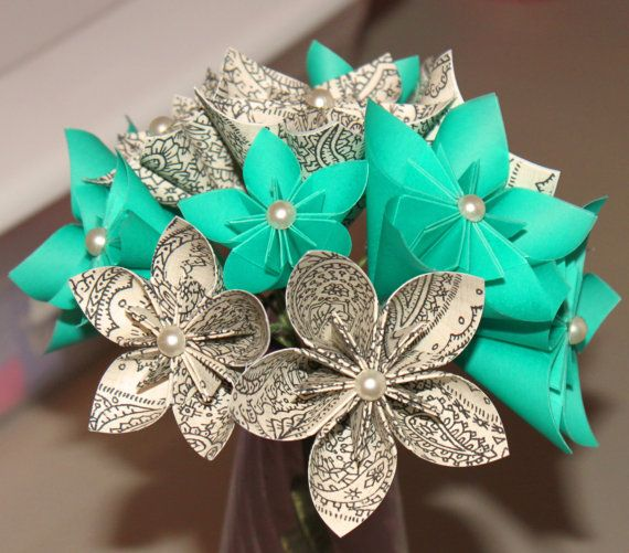 Origami Flower Bouquet Instructions | www.imgkid.com - The ... Origami Flower Bouquet Instructions