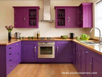 Pintura de los gabinetes de cocina. | ARQUITECTURA de CASAS ...