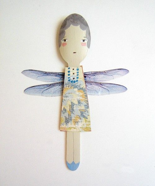 Buy Doll Furnishing Articles Resin Crafts Home Decoration: Dragonfly Versailles ♈ Dragonflies In Art, Photography