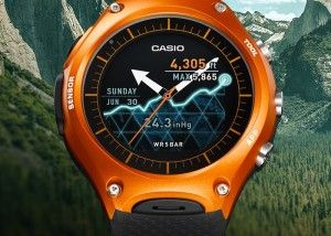 Casio has unveiled its latest addition to their range of outdoor watches at CES 2016 with the launch of the Casio WSD-F10 Smart Outdoor Watch which is equipped with a dual layer display structure as well as meeting tough Military standard MIL-STD-810G.The Casio smartwatch has been designed to provide a ...