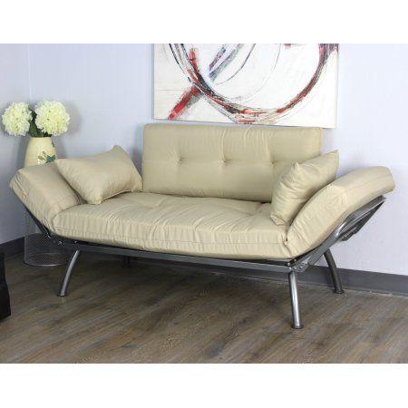 Pleasant American Furniture Alliance Mali Flex Futon Multiple Colors Alphanode Cool Chair Designs And Ideas Alphanodeonline