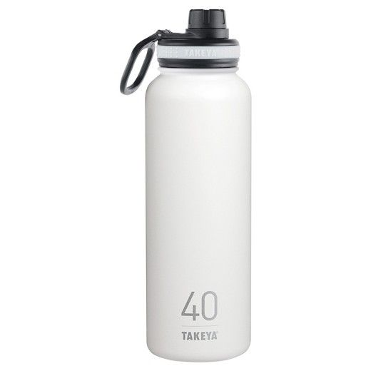 Takeya Originals 40oz Insulated Stainless Steel Bottles ...