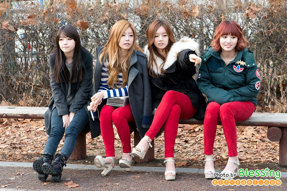 Girl's Day - Don't Forget Me Era