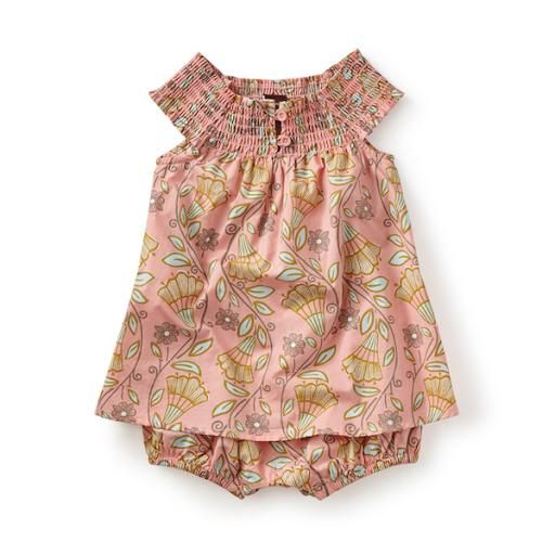 2ae8114d0aa2 tea collection vines of villas smocked romper