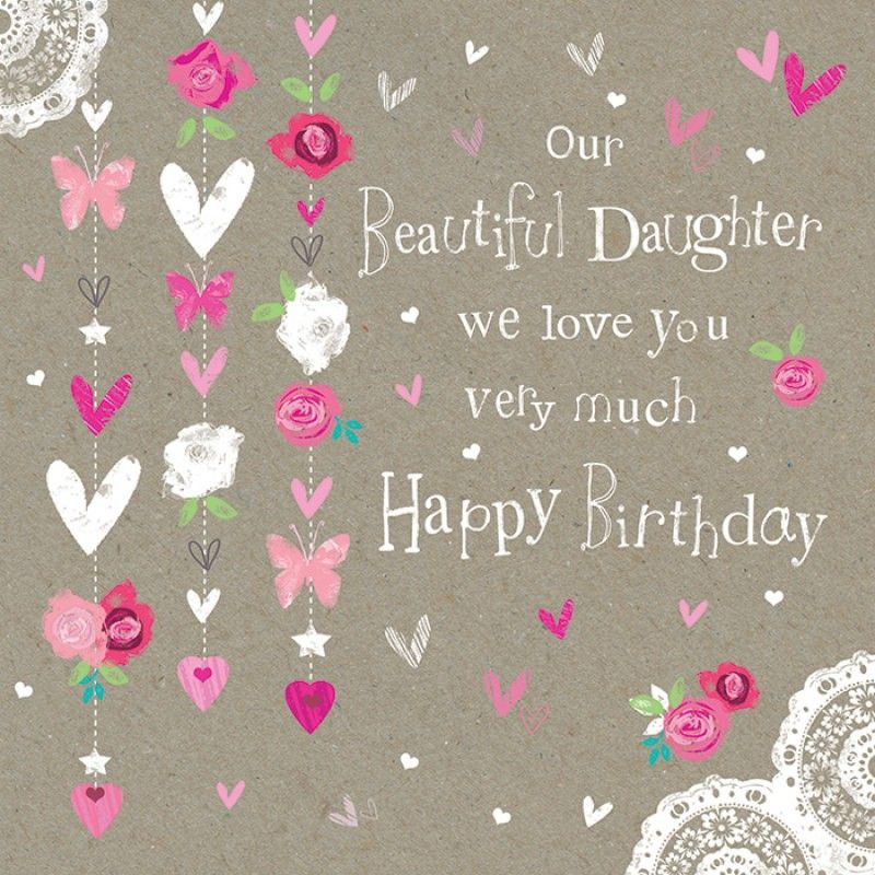 My bday today wish me !! Birthday greetings for daughter