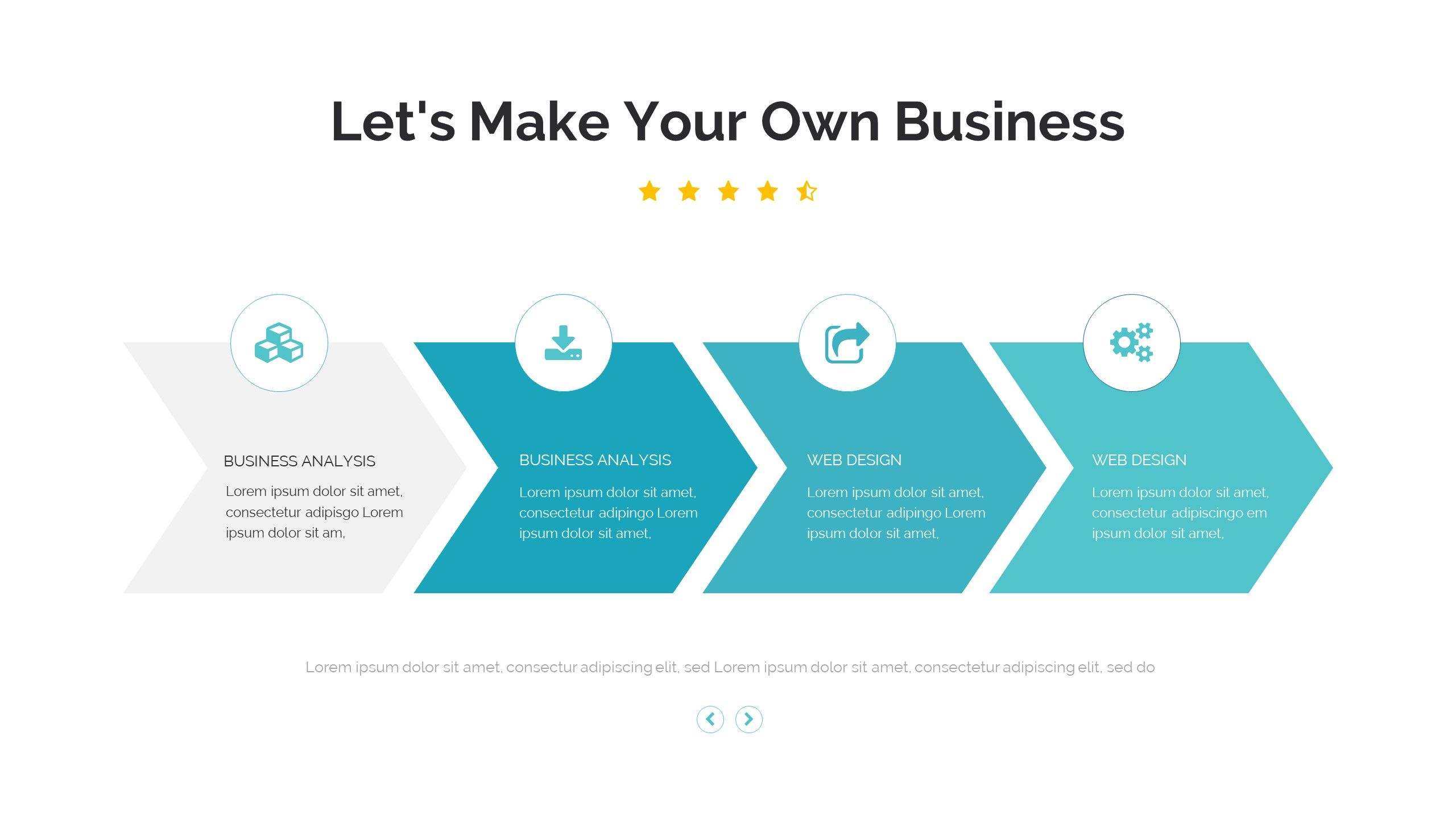 Competitor Analysis Pitch Deck Google Slide Template Competitor
