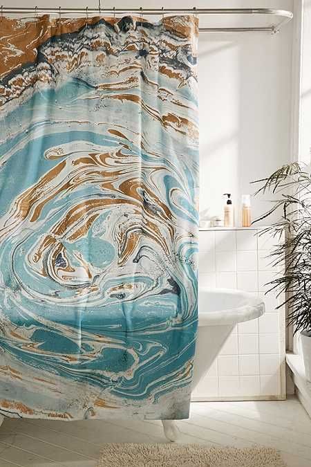 Agate Stone Marble Shower Curtain Marble Showers Shower Curtain