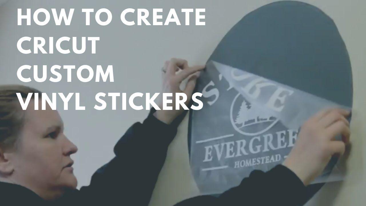 How to create a custom vinyl decal custom vinyl stickers