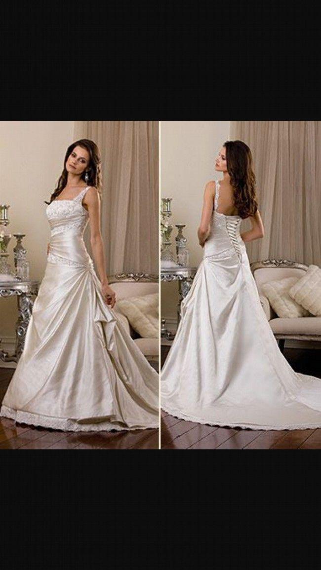 Essense of Australia - New, D904, Size 14 Wedding Dress | Beaded ...
