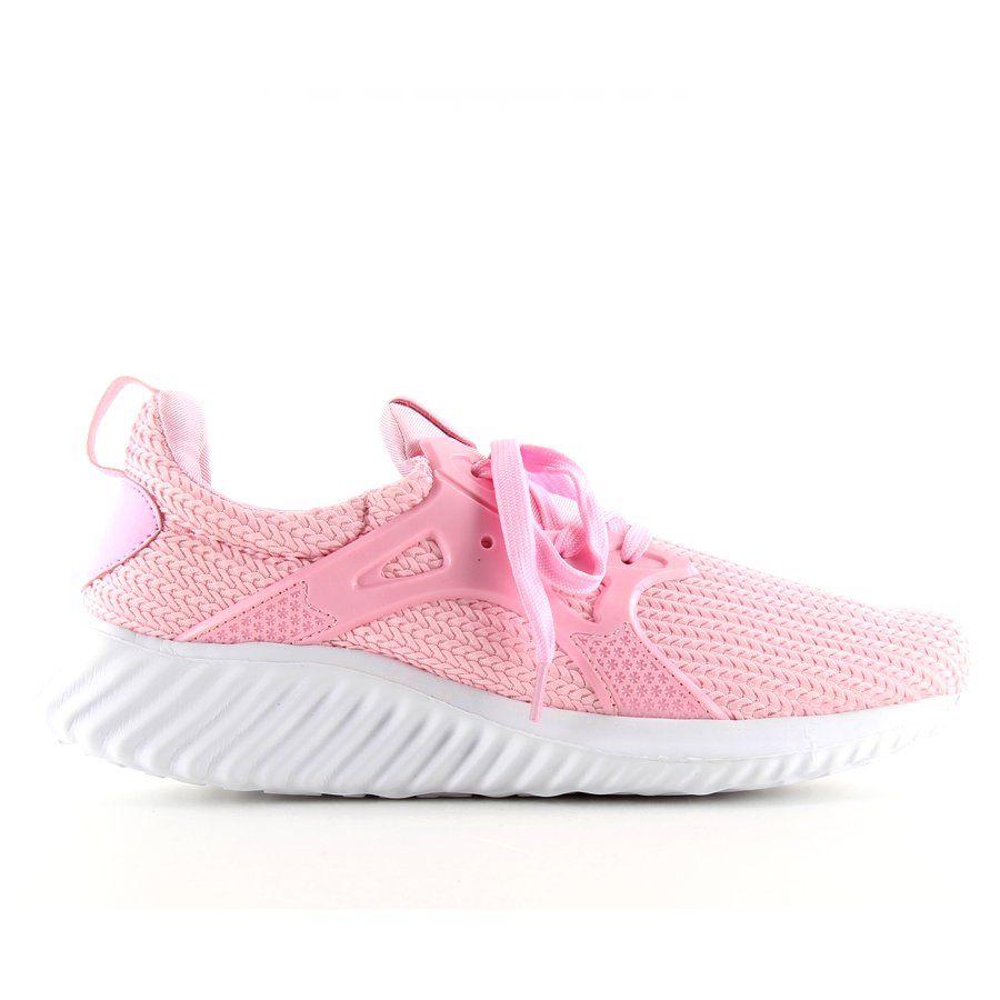 Buty Sportowe Do Biegania Rozowe 11705 Pink Sneakers Adidas Tubular Adidas Sneakers