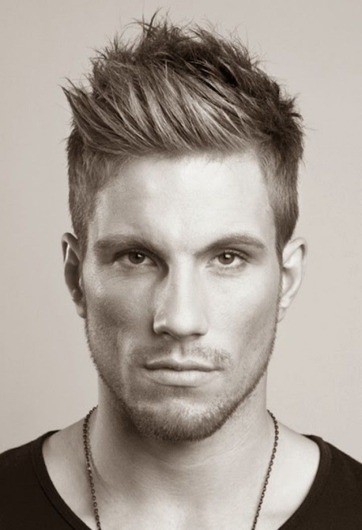 Popular Mens Hairstyle Mens Hairstyles Pinterest Popular Mens
