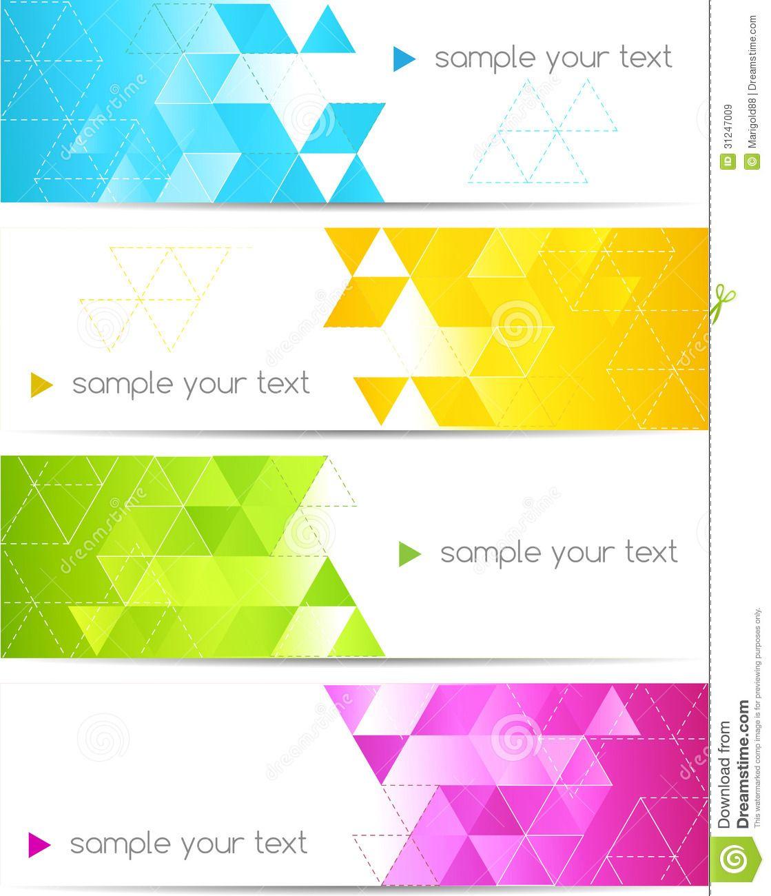 banner design pattern trend 2015 - Google 검색 | 건설기술처 ...