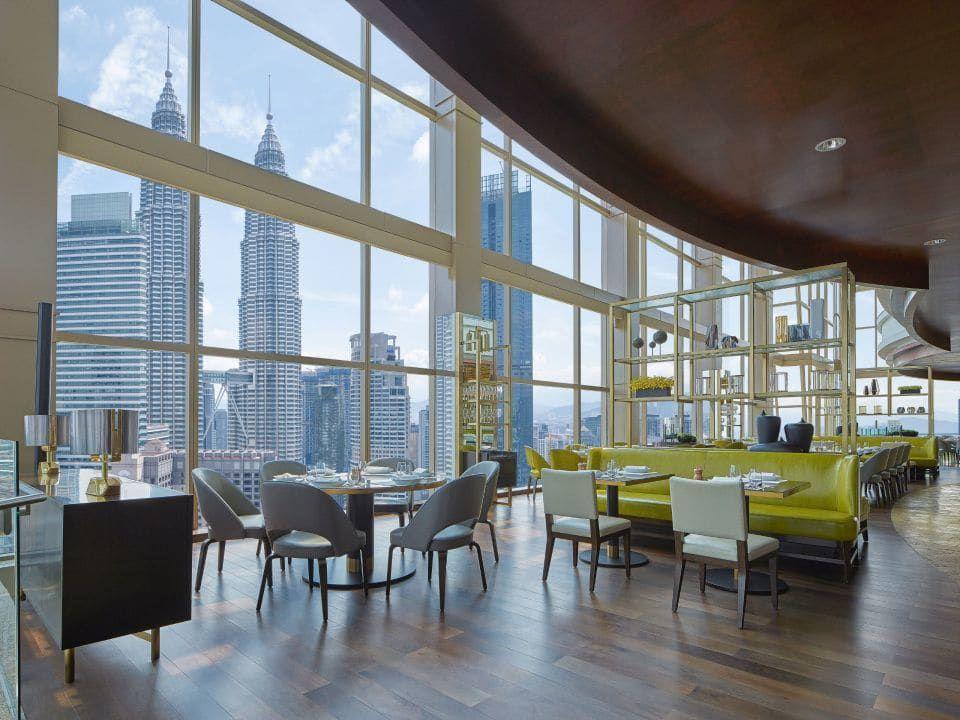 THIRTY8 Daytime Seating Grand hyatt, Hotels design, Hotel