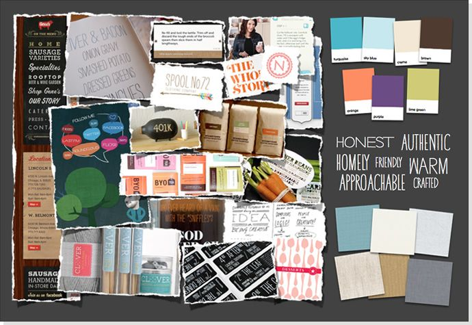 Why Mood Boards Matter In The Board Room