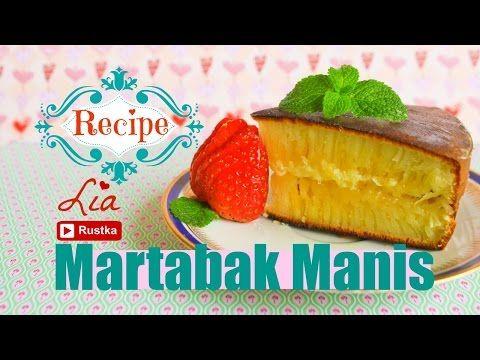 Resep & tips sukses membuat martabak manis/bangka | Indonesian pancake recipe (ENG SUB) - YouTube
