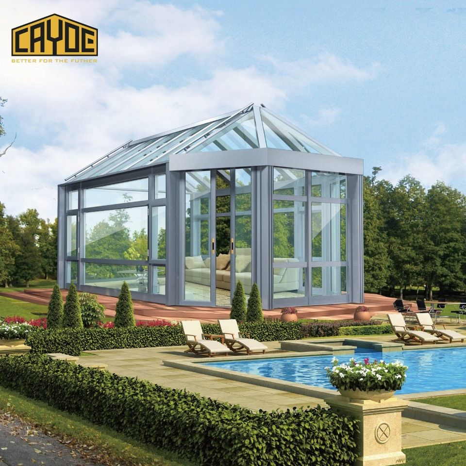 Aluminium Glass House Lowes Sunrooms Free Standing Sun Rooms And