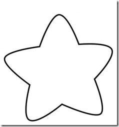 Estrellas 3d De Cinco Puntas Con Moldes Moldes De Adornos Navidenos Moldes De Estrellas Manualidades Navidenas