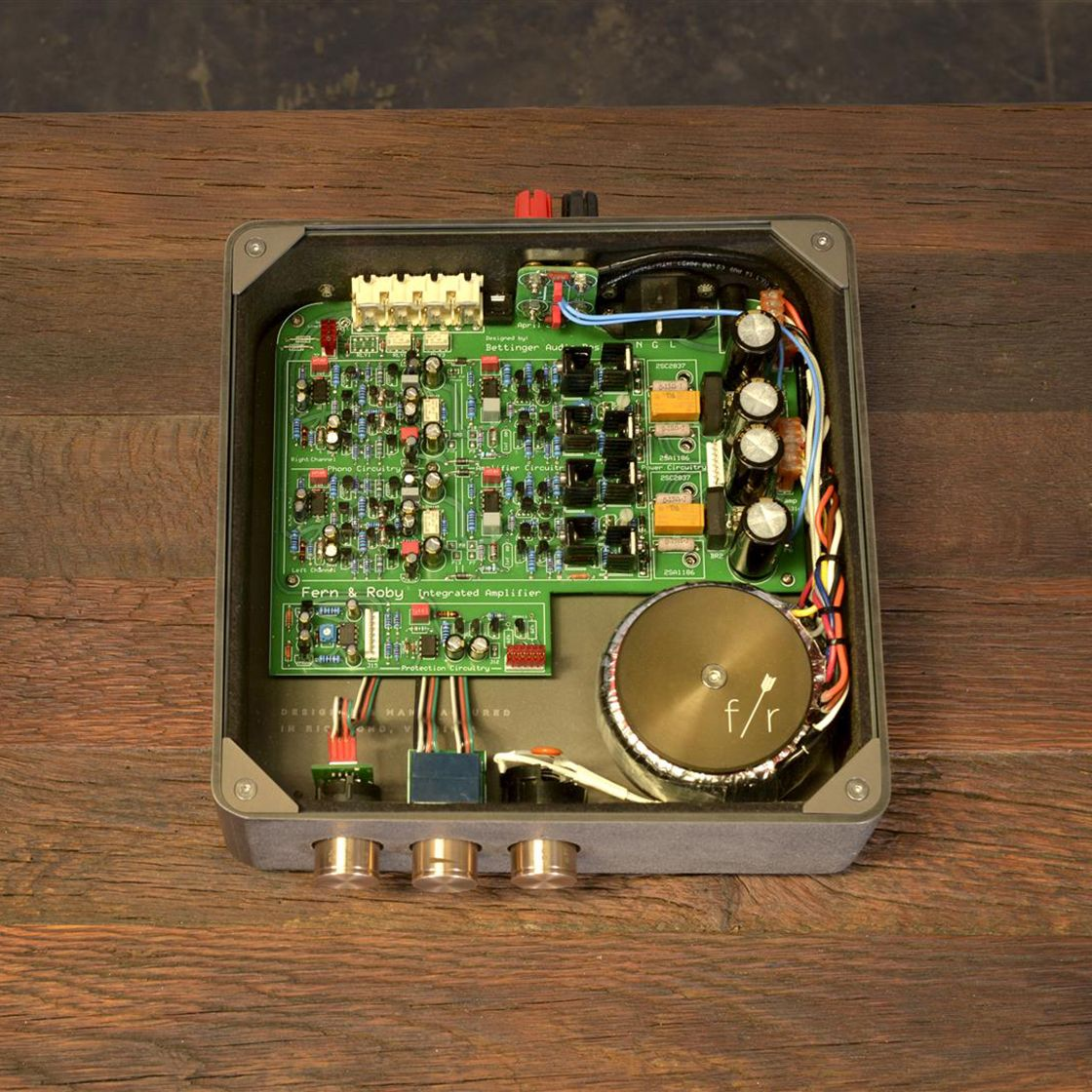 The Circuit Board Is Such A Thing Of Beauty We Made Our Amp With Buy Boards Glass Top Photo By Todd Wright